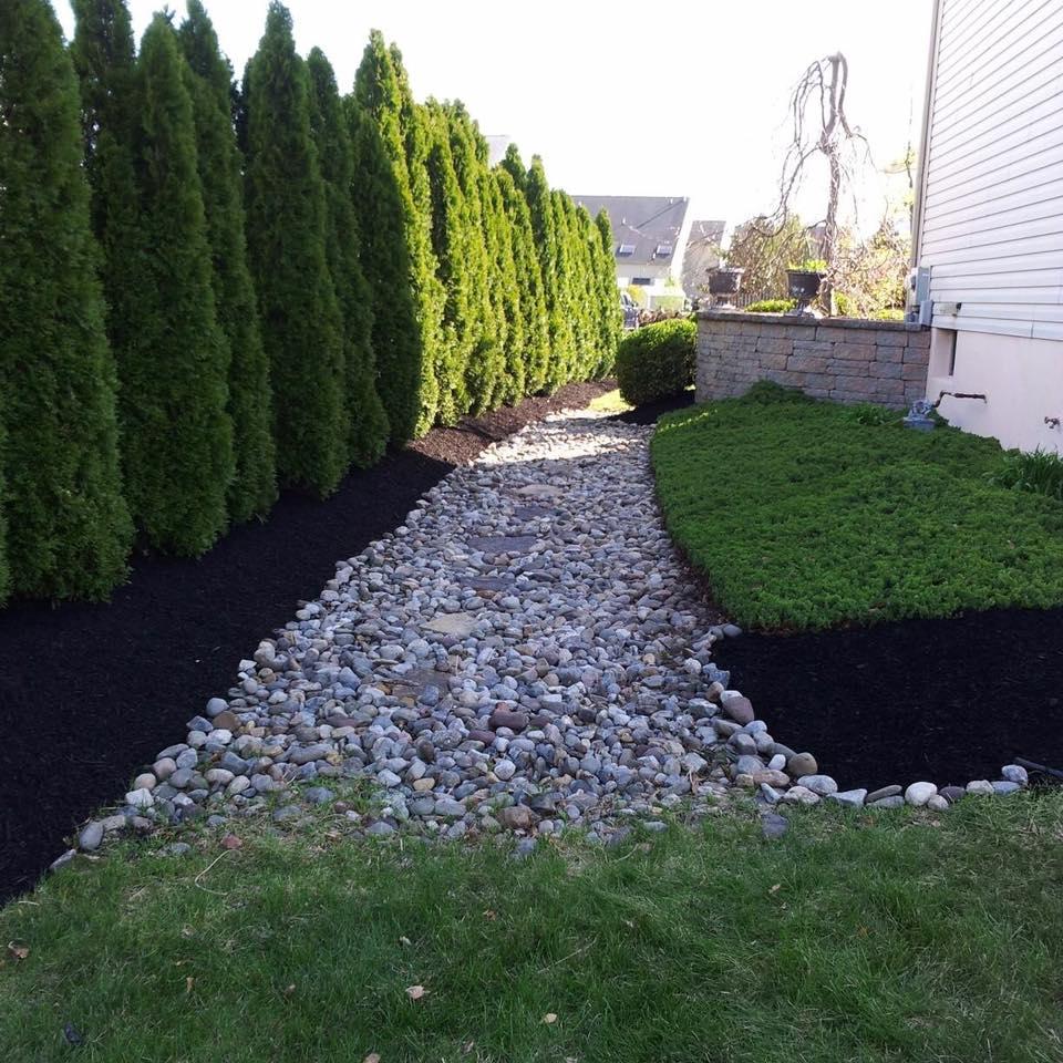 Commercial Property Landscape Design: K & P Landscaping Solutions: Saline Michigan